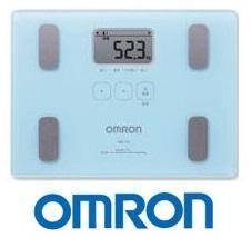 OMRON 歐姆龍體脂計 HBF-212(淺藍色)
