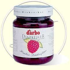 Darbo無糖覆盆莓果醬