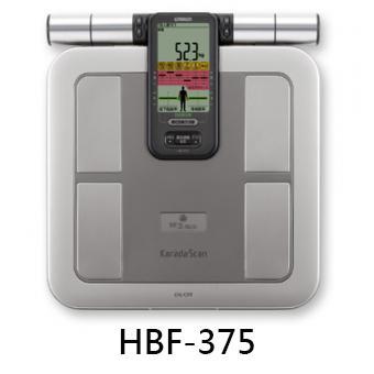 OMRON 體脂計 HBF-375